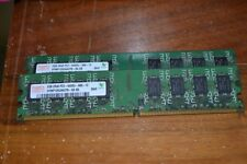 Hynix PC2-6400 2GB DIMM 800 MHz PC2-6400 DDR2 Memory (HYMP125S64CP8-S6)