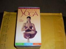 Total Yoga - The Flow Series (VHS, 2001, 3-Tape Set, Three Volume Set)