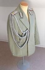 #e2149 Uniform Gala Jacke eines Oberst der NVA Staatssicherheit m. Achselschnur