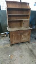 pine dresser antique