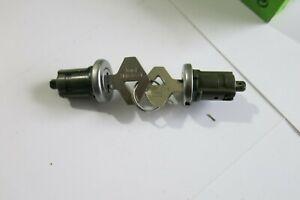 Renault Fuego Door Lock Set - Lock cylinder kit - 252065 or 7701348789