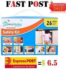 Dreambaby Household Safety Value Kit with 26-pieces Childproof Your Home - F766