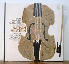 Nathan Milstein Bach/Vivaldi:Two Violin Concertos Angel 36010 Mono NM Shrinkwrap