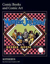 SOTHEBY'S COMIC BOOKS & COMIC ART, SUPERMAN +