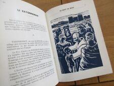 FASCICULE VERTUS MILITAIRES RISQUE EFFORT BEAU MICHEL FONTAINE COLONIES 1945