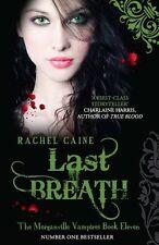 Last Breath (Morganville Vampires),Rachel Caine