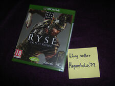 MICROSOFT XBOX ONE ///Ryse Son Of Rome\ PAL SPAIN DAY ONE 2013 ED BRAND NEW