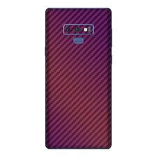 SopiGuard 3M Avery Carbon Fiber Sticker Skin Back Only for Samsung Note 9
