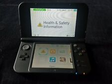 Nintendo new 3ds XL system/ with charger no stylus