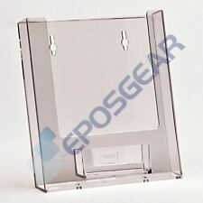 5 A5 Wall Mount Business Card Counter Leaflet Brochure Holder Stand Display