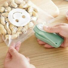 Portable Mini Sealer Sealing Machine for Plastic Bags Vacuum Air Storage Clip