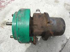 Lesco Mower Hydraulic Motor #024060 Parker #TE0195ZS330BP
