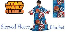 Star Wars Rebels Sleeved Fleece Blanket Brand New FREE Delivery