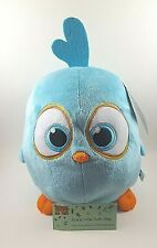 """OFFICIAL 8"""" ANGRY BIRD BLUE HATCHLINGS ANGRY BIRDS THE MOVIE PLUSH SOFT TOYS"""