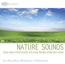 SOUNDS OF NATURE: Oceans Waves, Forest, Rain, Wind, Thunder, Wilderness Stream