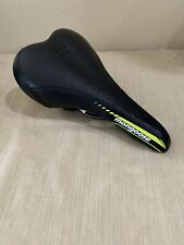 Mongoose Seat Black / Green  Saddle