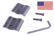 USA-SELLER-Aluminum-Barrel-Ring-Scope-Mount-Hex-Holder-Flashlight-Torch-Laser
