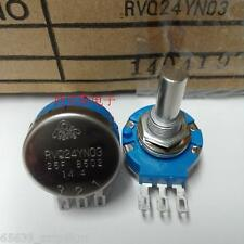 COSMOS/TOCOS RVQ24YN03 25F B502 Potentiometer, 5K OHM Long Life Panel Pot W/Knob