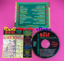 CD The Best Music Collection America Compilation TOTO SANTANA no mc vhs dvd(C39)