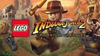 Lego Indiana Jones 2: The Adventure Continues | Steam Key | PC | Worldwide