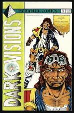 DARK VISIONS US COMIC VOL.1 # 1/'87