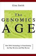The Genomics Age: How DNA Technology Is Transforming the Way We Live a-ExLibrary