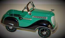 Pedal Car 1930s Duesenberg Hot Rod Rare Vintage Classic Sport Midget Show Model