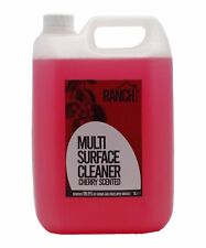 More details for multi purpose cleaner cherry fresh disinfectant removes 99.99% bacteria 5l - 20l