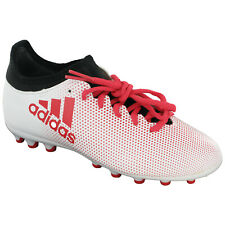 Adidas X 17.3 AG J Football Boots Junior Moulded Studs Soccer Shoes CP9001
