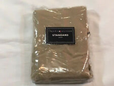 Tommy Hilfiger Classics Standard Pillow Sham - Chino Brown