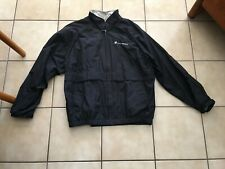 Ultratech Stepper Port Authority Windbreaker - Size XL - Very Nice!