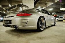 FRP Fiber For Porsche Carrera 911 997 GT3 RS  Rear Trunk With Spoiler Wing Lip
