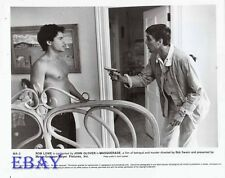 Rob Lowe barechested, John Glover VINTAGE Photo Masquerade