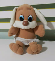POUND PUPPY PUPLINGS TONKA 80S? TONKA POUND PUPPIES BABY IN NAPPY 25CM TALL!