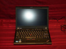 Lenovo Thinkpad X220 With Screen Issue - Core-i5/4GB/Bluetooth/Webcam/Win7 Pro