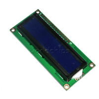3.3V Blue Backlight LCD1602 Lines White Character LCD 1602A For Raspberry Pi