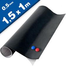 Magnettafel/Kreidetafel - Tafelfolie magnetisch selbstklebend 1,5x1m + 2 Kreide