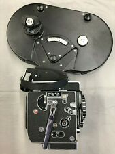 Bolex H16 Sbm 16Mm Movie Camera, 400Ft Mag & Other Accessories, Ready To Film