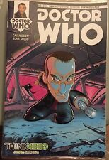 Doctor Who 9th Doctor #1 ThinkGeek Exclusive Variant Comic Titan Version