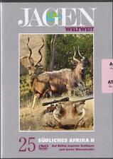 Jagen Weltweit DVD 25: Südliches Afrika II; Büffel, kapit.Antilopen,Warzenkeiler