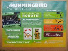 Hummingbird Premium Robotics Kit