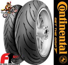 Coppia Gomme Moto Continental ContiMotion 120/70-17 (58W) + 170/60-17 (72W) [4G]