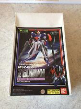 B-Club 1/100 Z Gundam Kazumi Fujita Version MAZ-006 Resin Model Garage Kit