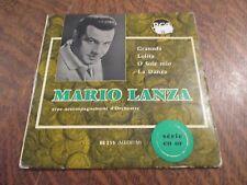 45 tours MARIO LANZA serie en or granada