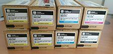 More details for katun ricoh mpc 306/307/406/407 job lot x8 toner cartridges, brand new