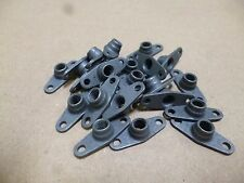 MS21048L3, 10-32, LOW HEIGHT, 450°, SELF-LOCKING NUT PLATE A286 STAINLESS 25Pcs