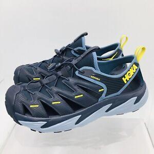Hoka One One Hopara Men's Ombre Blue/provincial Size 11.5 D Trail Hiking sandal