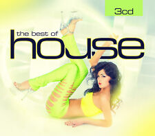 CD THE BEST OF HOUSE D'Artistes Divers 3cds