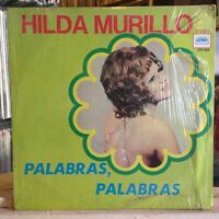 [LATIN]~VG+ LP~HILDA MURILLO~Palabras, Palabras~{Original 1971~REMO~Issue]~