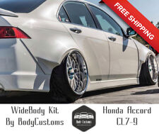 Honda Accord CL7-9 Euro - R ( Acura TSX ) Wide Body Kit Fender Flares